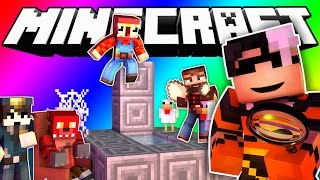 Minecraft Do Not Laugh | DETECTIVE NUGGET AND JAYWALKER (GAME)