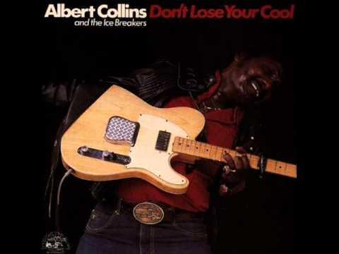 Albert Collins - When A Guitar Plays The Blues (Lyrics)