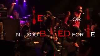 BEFORE THE FIRE - Bleed For Me - Live/Lyric Video