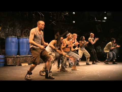 Stomp Live - Part 3 - Just clap your hands