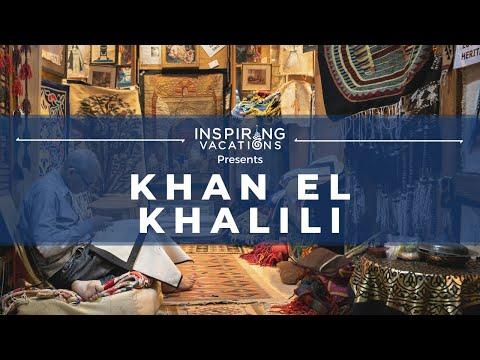 Khan El Khalili, Cairo, Egypt: Armchair Traveller with Inspiring Vacations
