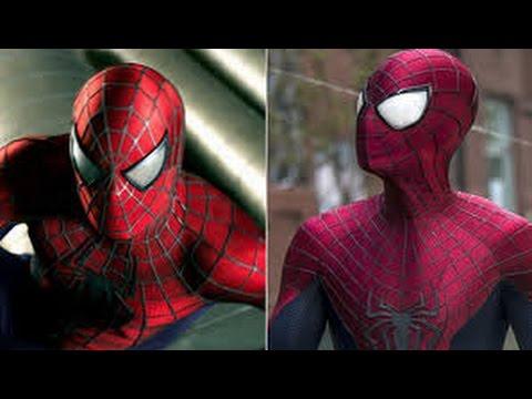 Spider-man Tribute (Michael Buble - Spider-man)