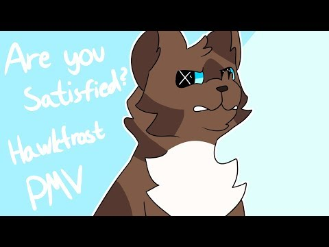 Are you satisfied? Hawkfrost PMV