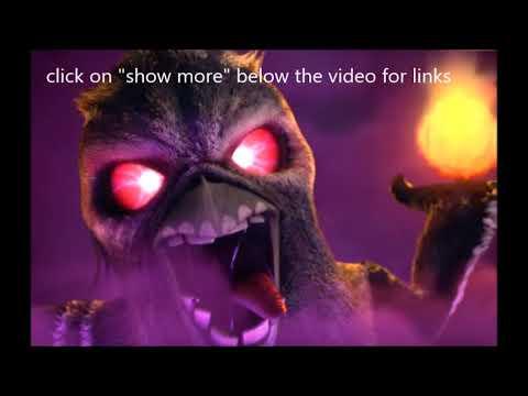 Iron Maiden's Eddie in Angry Birds Evolution video game - Lionheart, Still Bitter Still Cold