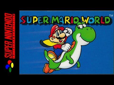 [LONGPLAY] SNES - Super Mario World [All Exits] (HD, 60FPS)