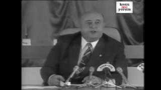 Hizmet ve Oy İlişkisi  - Süleyman Demirel (1980 Öncesi)
