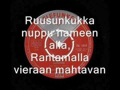Hootenanny Singers Katjusha