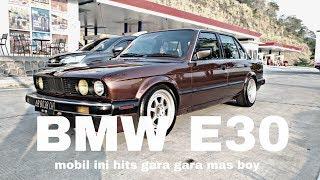 Mobilbaik | jual bmw e30 m40 | review bmw e30 m40 for sale| jual beli mobil semarang
