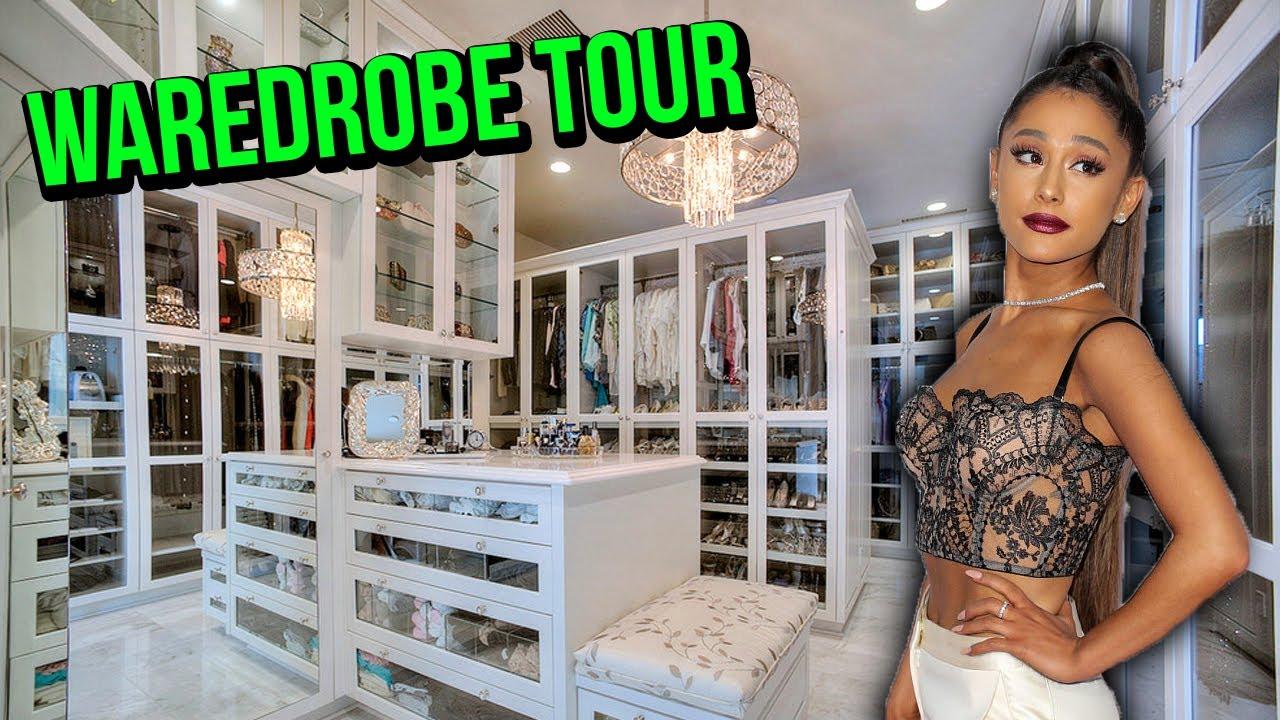 Justin Bieber | My Room & Closet Tour | 2017 - video ...