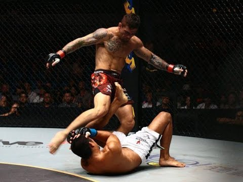 Ruthless Rob Lisita MMA Highlight - From Genghis Con Films & Phuket Top Team