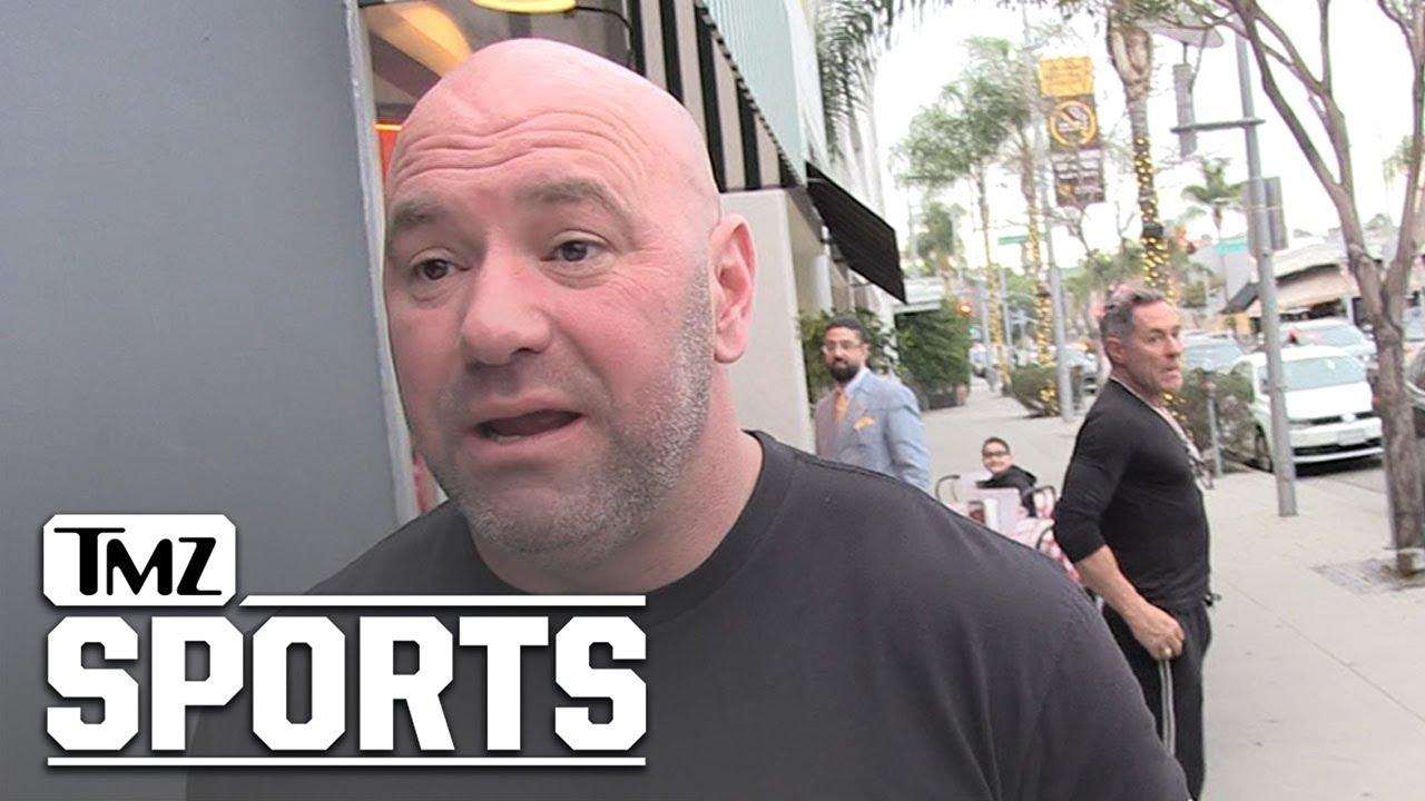 Dana White Talks About Conor McGregor's Next Fight | TMZ Sports