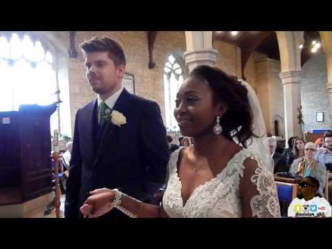 BEST GHANAIAN WEDDING #GHANA&GERMANY WEDDING 2017 MR & MRS KAESELAU (JAN AND ROSEMOND)  @SAVIOLA4_GH