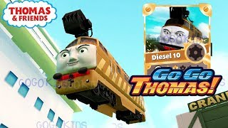 Thomas & Friends: Go Go Thomas! Diesel 10 Evolved Super Racer Unlock All Engines Unlocked #27