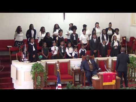 "TTMBC - Youth Choir - ""Give Me You"" - March 10, 2019"