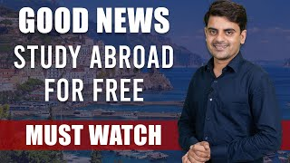 Good News : Free Study Abroad | International Students | Study in Italy Student Visa 2021