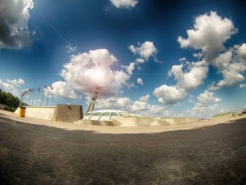GoPro HD HERO3 White Edition Professional Timelapse Test.