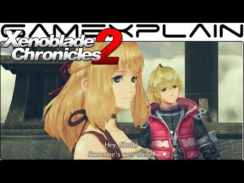Xenoblade Chronicles 2 - Challenge Mode DLC Explained & Coming Friday (Shulk & Fiora Blades!)