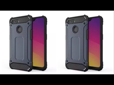 Case Spigen Iron For Oppo A7/A5S
