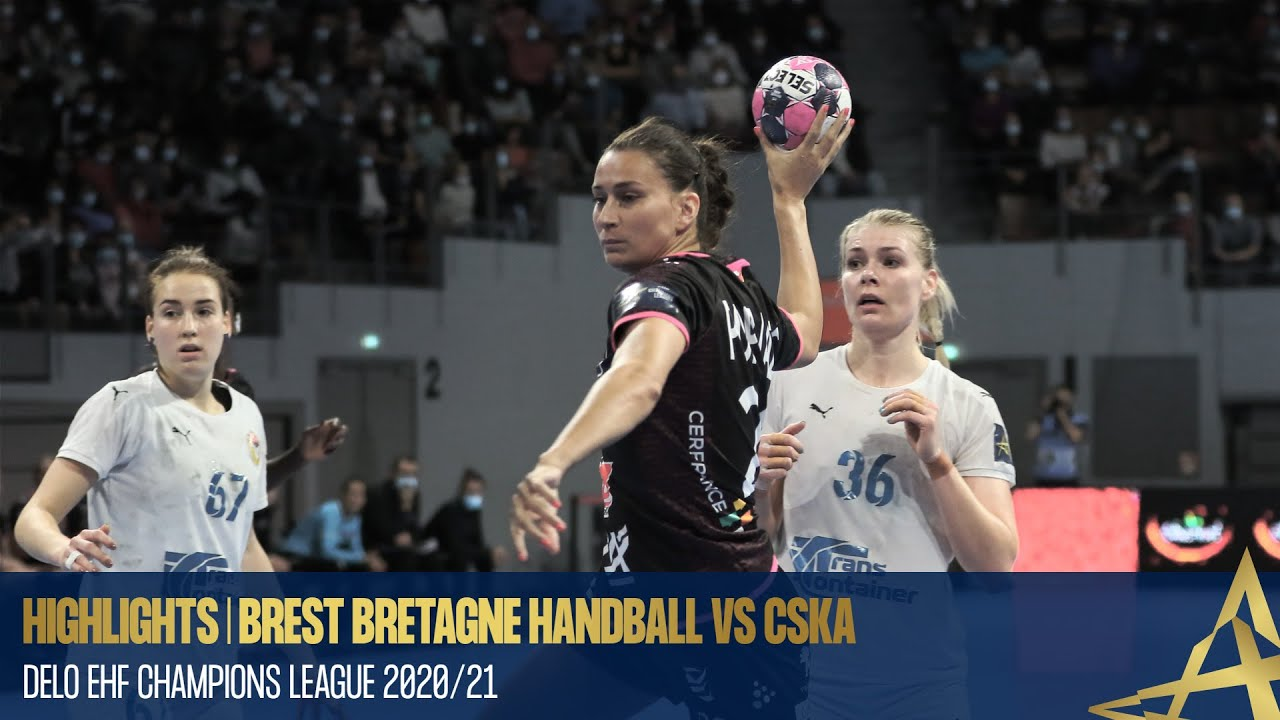 Highlights | Brest Bretagne Handball vs CSKA | Round 5 | DELO EHF Champions League 2020/21