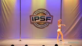 Arantza Butron Carrasco - IPSF World Pole Championships 2018