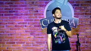 Diogo Almeida - Tentando Engravidar - Stand Up Comedy
