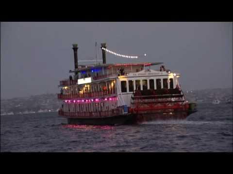 Sydney Showboats Spectacular Paddlewheelers