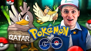 POKEMON GO - EPIC FARFETCH'D HUNT IN ASIA!!!