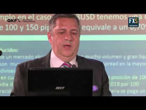 FXStreetSessions Barcelona: Estrategias de éxito en tiempo real con Melchor Armenta