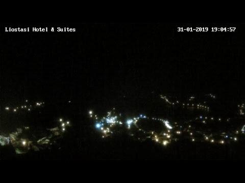 Ios Island Greece - Live Stream from Chora