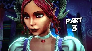 Saints Row Gat Out of Hell Musical - Walkthrough Gameplay Part 3 (PS4)