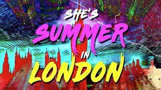 All Faces - Summer In London (Lyric Video)