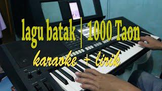 saribu taon [karaoke] de'fama trio
