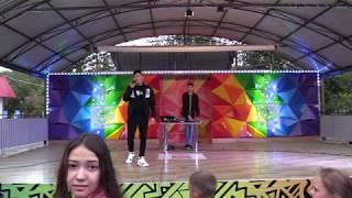 Концерт исполнителя Inur (Айнур Газизуллин) в Сибае. 30.08.2019.