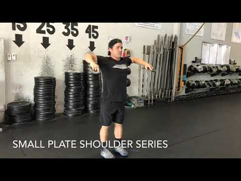 SMALL PLATE SHOULDER SERIES