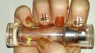 Striped Nail Art Tutorial | Samantha Beauty Thumbnail