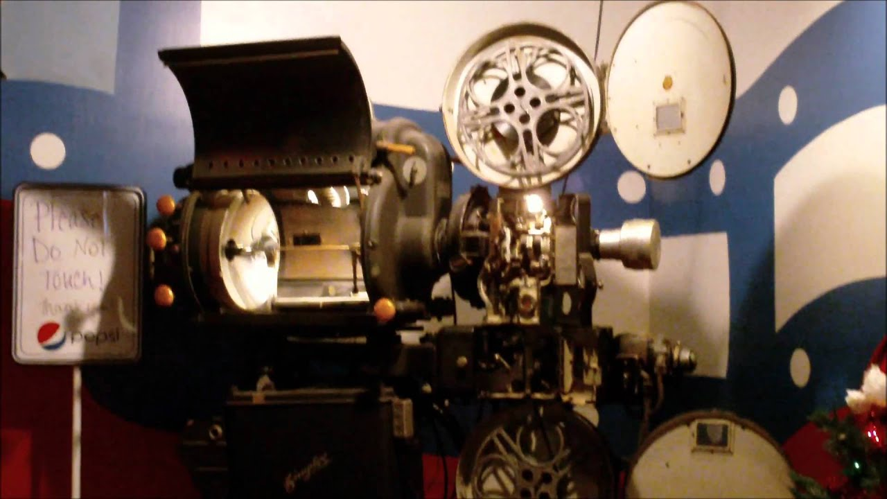 movie projectors Vintage