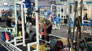 Mike Deadlift 540 (245kg)