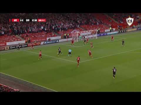 Aberdeen Qarabag Goals And Highlights