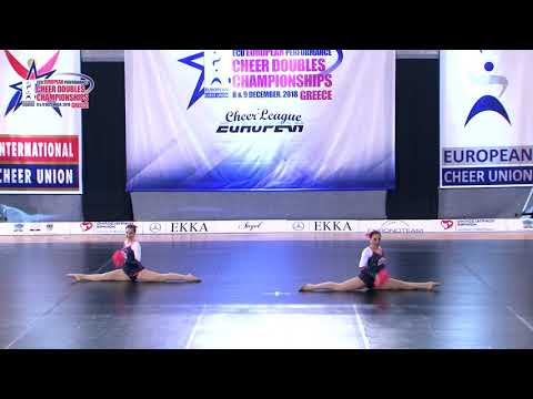 15 SENIOR DOUBLE FREESTYLE POM Geric   Slana SOVICE SLOVENIA