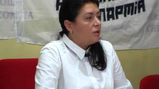 У Чернівцях «Радикальна партія» оголосила список кандидатів до облради