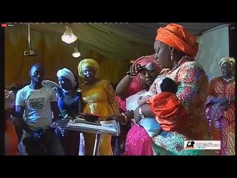 WHEN WOMEN PRAY INT April Thanksgiving Pst Orpha