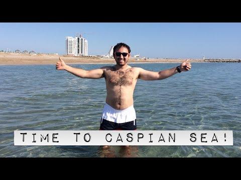 Time to Caspian Sea! - Mysteries of Turkmenistan!