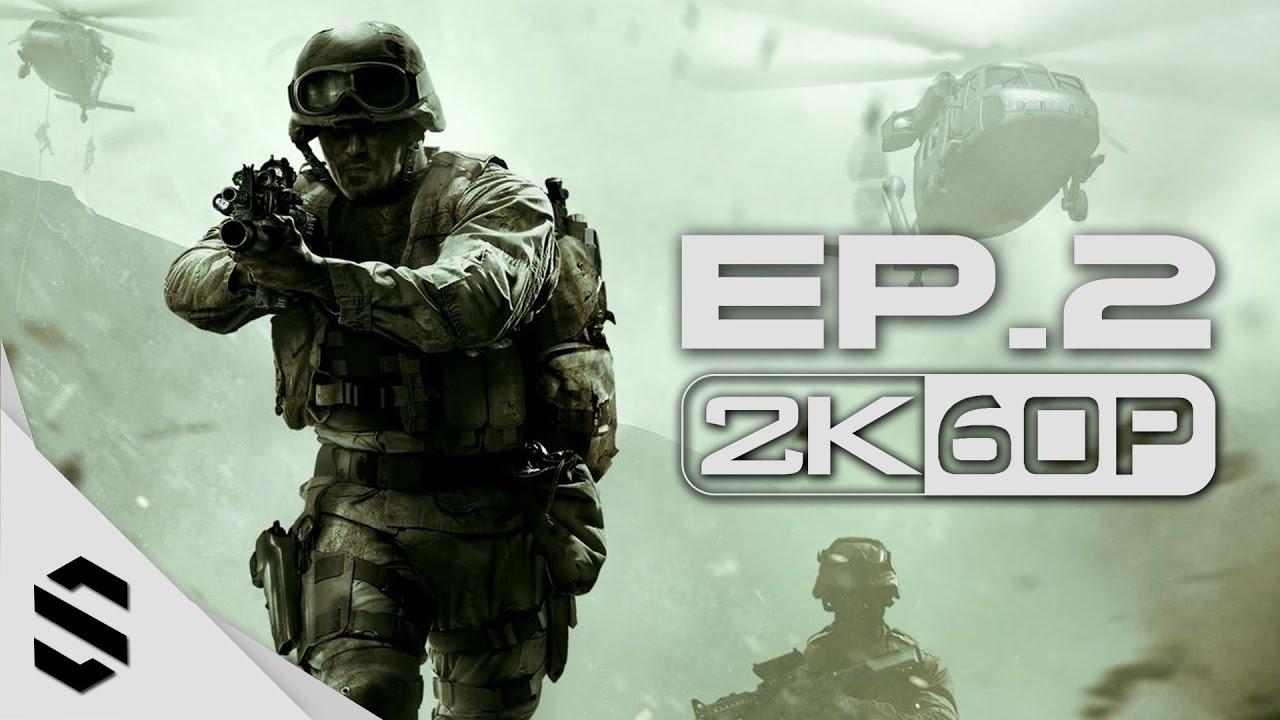 【決勝時刻:現代戰爭 - 重製版】- PC特效全開中文劇情電影60FPS - 第二集 - Modern Warfare Remastered - Episode 2 - 使命 ...