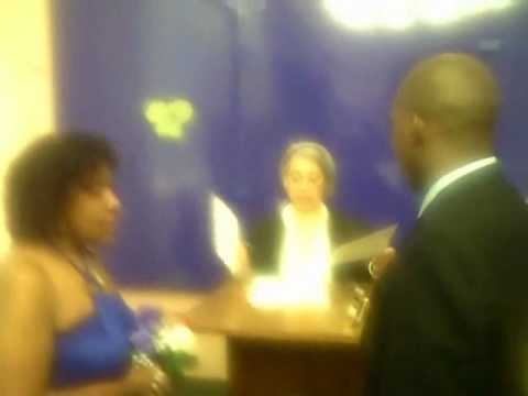 Kevin Thompson & Princess Leon's Wedding Day 7/13/...