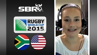 South Africa vs USA 07/10/15 | Rugby World Cup 2015 Betting