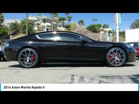 Aston Martin Rapide S Newport Beach CA C YouTube - Newport beach aston martin