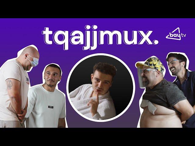 CAN YOU WAX QUIETLY? | TQAJJMUX #1