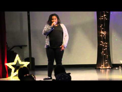 Shine Showcase: Maya singing I Want to Dance with Somebody