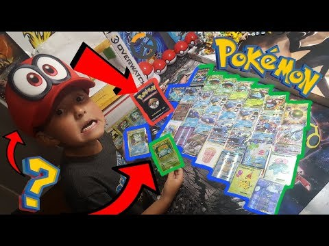 SUPER RARE VINTAGE POKEMON CARDS!! My Own BOOSTER PACK!? Crazy Customs & Fanmail! FRIDAY FREEDAY #49