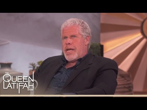 Did You Know Ron Perlman Was a Comedian?  The Queen Latifah